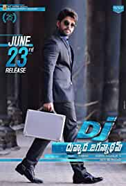 DJ Duvvada Jagannadham (2019) HDRip Telugu Full Movie Watch Online Free