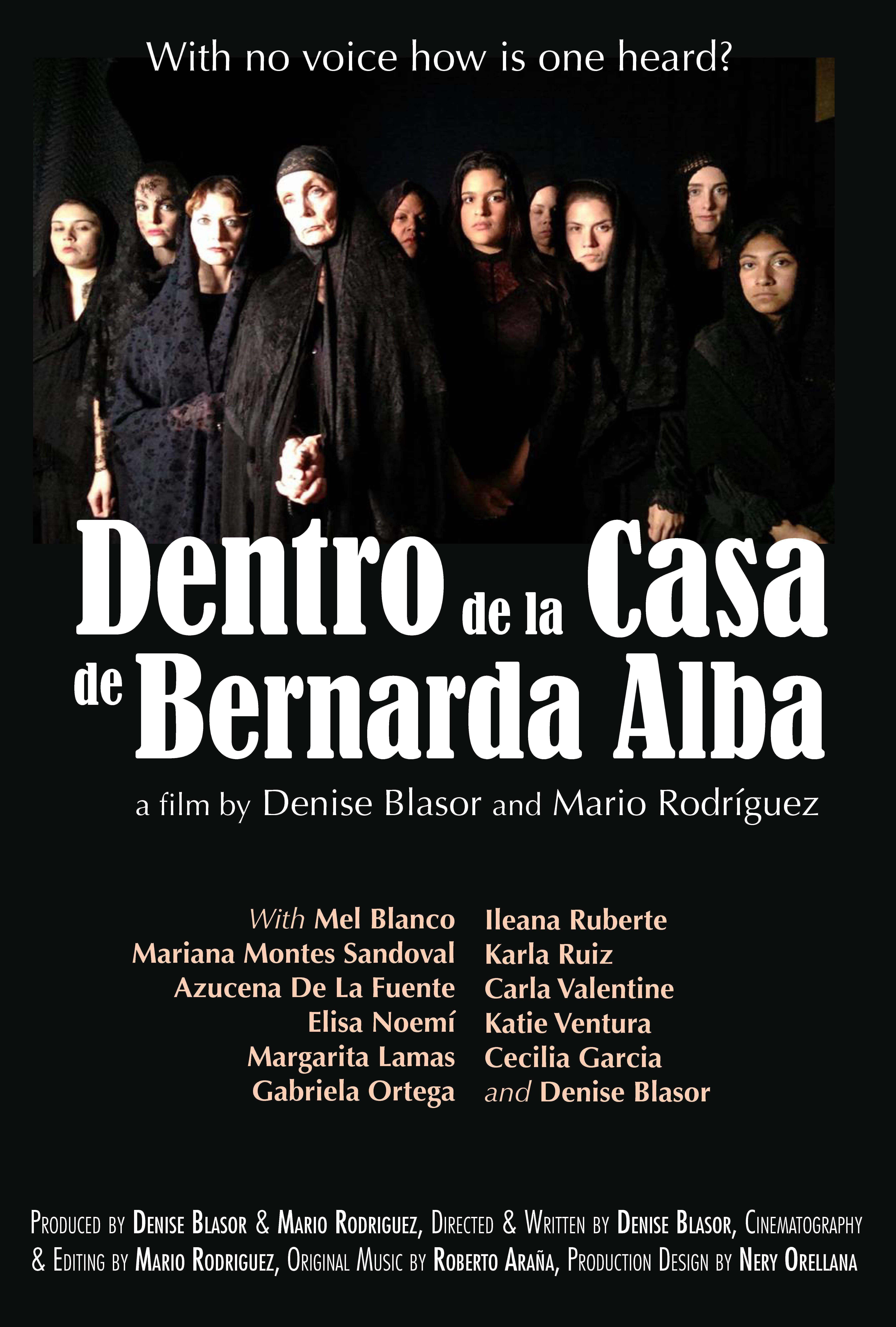 Dentro de la Casa de Bernarda Alba (2015)