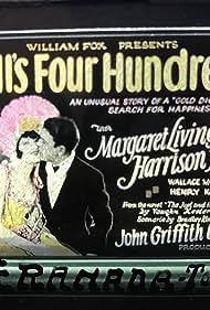 Harrison Ford and Margaret Livingston in Hell's Four Hundred (1926)