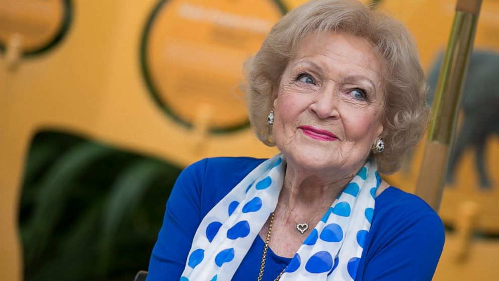 Betty White in Archive of American Television (1997)