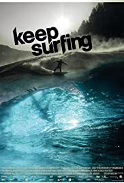 Keep Surfing Poster