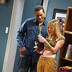 Chico Benymon and Sara Fletcher in One Love (2014)