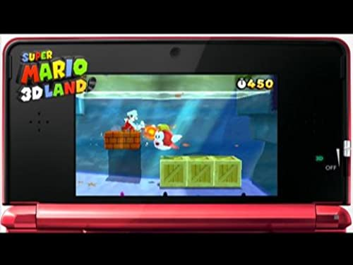 Super Mario 3DLand (VG)