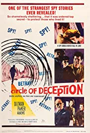 Circle of Deception (1960) Poster - Movie Forum, Cast, Reviews