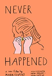Never Happened Poster