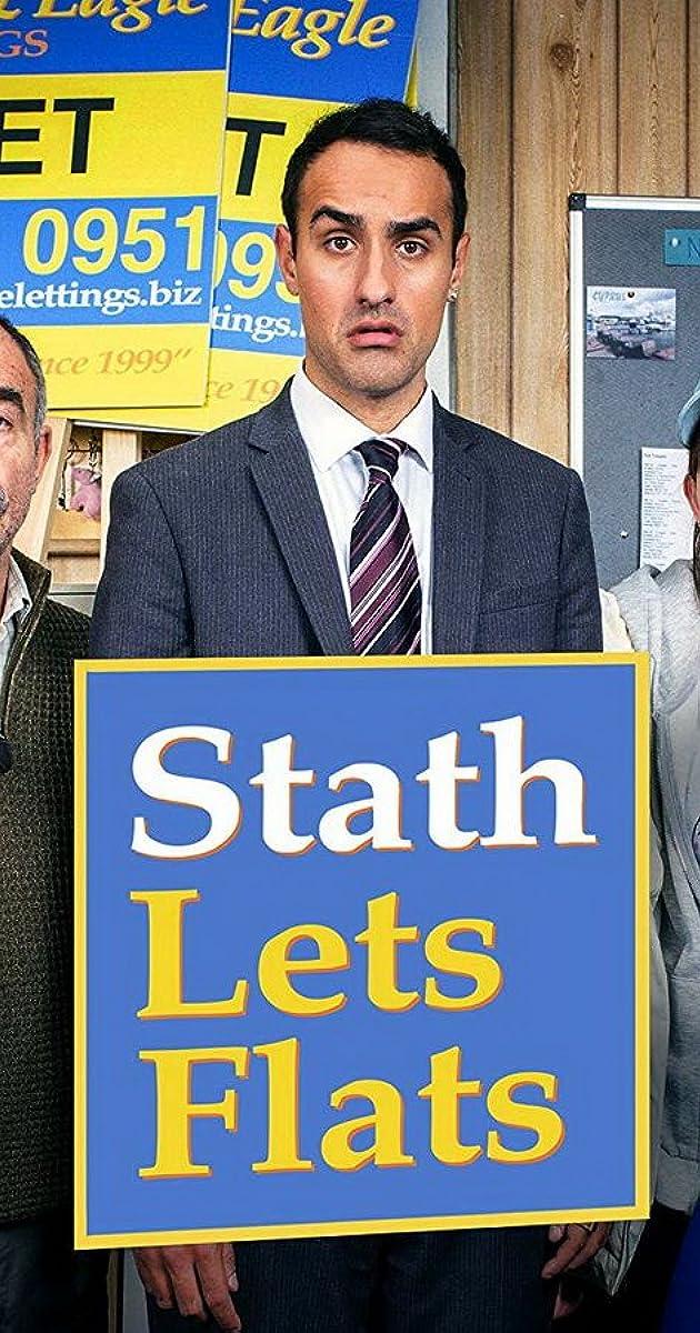 download scarica gratuito Stath Lets Flats o streaming Stagione 1 episodio completa in HD 720p 1080p con torrent