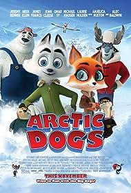 John Cleese, Alec Baldwin, Michael Madsen, Anjelica Huston, Heidi Klum, James Franco, Laurie Holden, Jeremy Renner, and Omar Sy in Arctic Justice (2019)