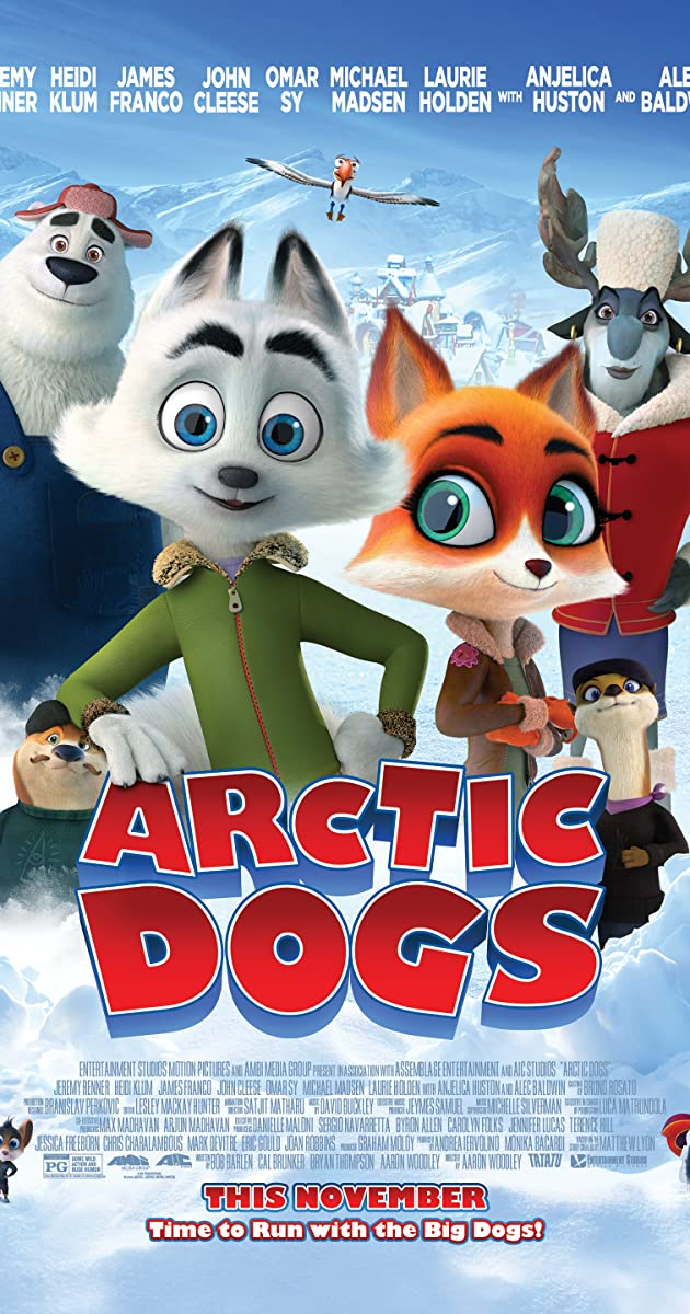 Subtitle of Arctic Dogs