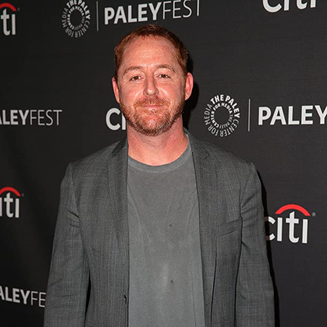 Scott Grimes at an event for The Orville (2017)