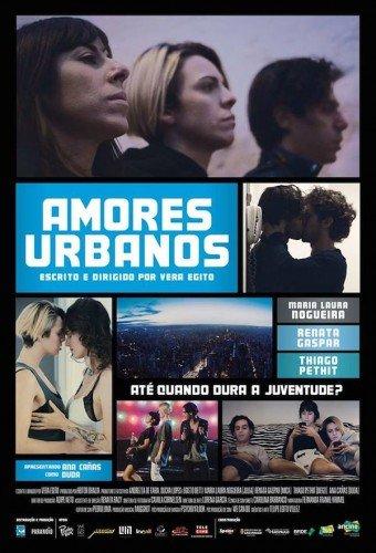 Amores Urbanos - Poster
