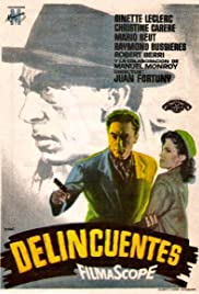 Delincuentes Poster