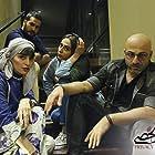 Ra'na Azadivar, Andishe Fooladvand, Amir Aghaee, and Milad Keymaram in Harime Shakhsi (2017)