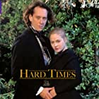 Richard E. Grant and Beatie Edney in Hard Times (1994)