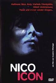 Nico Icon Poster