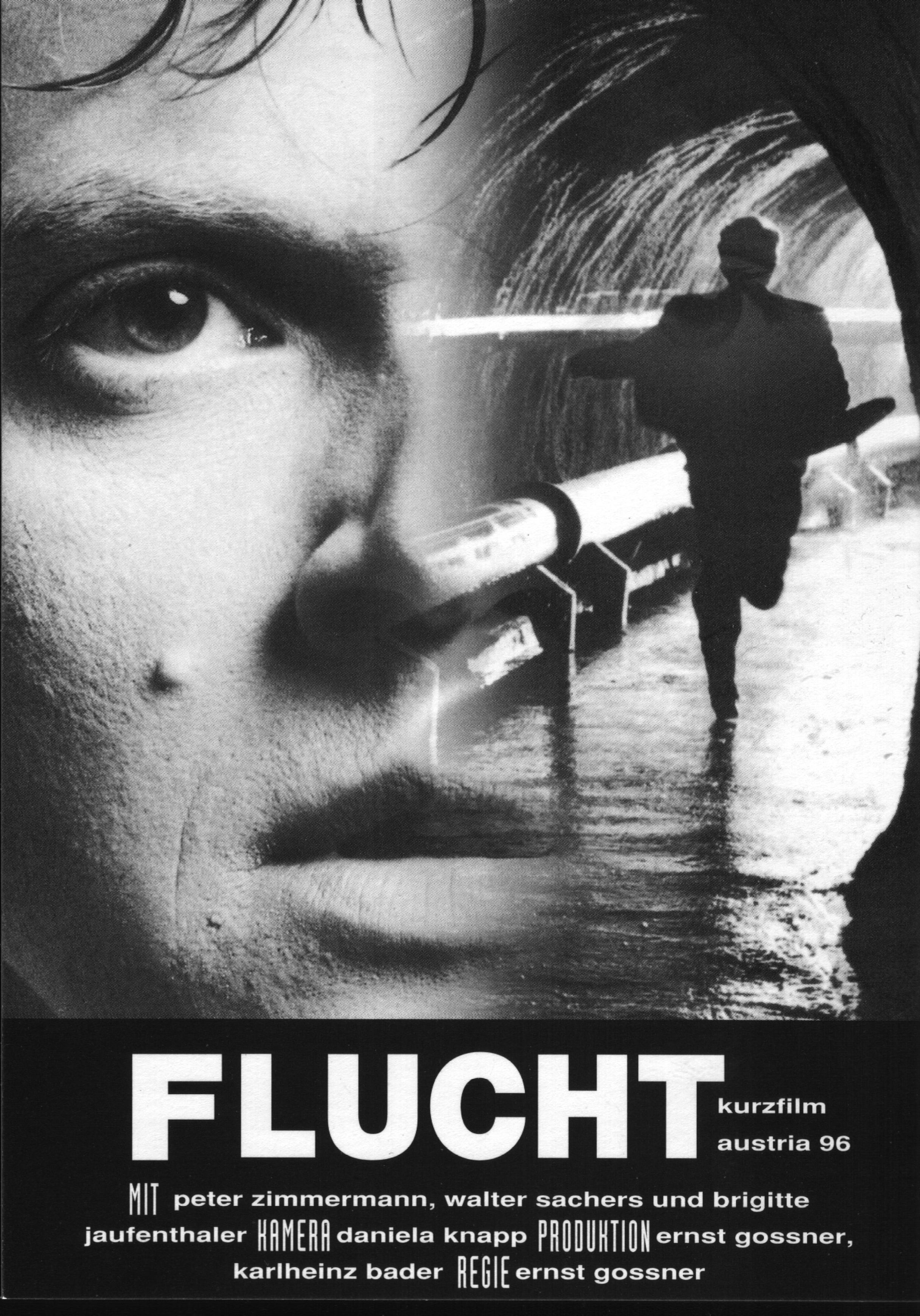 Peter Zimmermann in Flucht (1996)