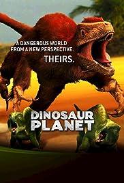Dinosaur Planet Poster