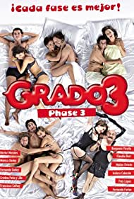 Claudia Burr, Fernando Farías, Mónica Godoy, Patricia López, Benjamín Vicuña, and Fernando Godoy in Grado 3 (2009)