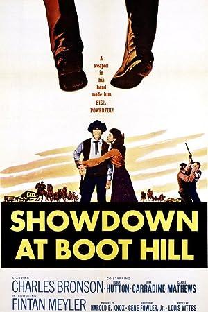 Where to stream Showdown at Boot Hill