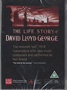 The Life Story of David Lloyd George UK