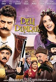 Zafer Algöz, Günay Karacaoglu, Sahin Irmak, Cengiz Bozkurt, Gülhan Tekin, Necip Memili, and Eda Ece in Deli Dumrul (2017)