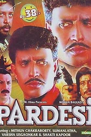 Pardesi movie, song and  lyrics