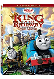 Thomas & Friends: King of the Railway (2013) 1080p