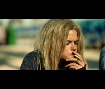 Gabriella Wilde in Squatters (2014)