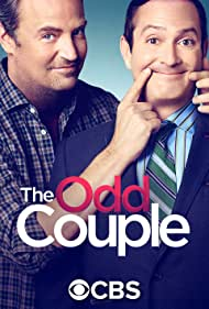 Matthew Perry and Thomas Lennon in The Odd Couple (2015)