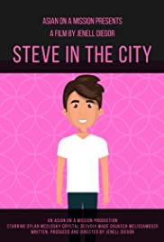 Steve in the City Poster