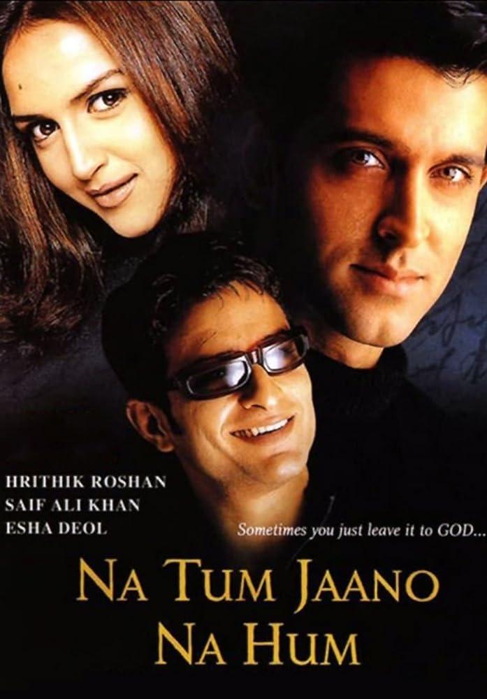Na Tum Jaano Na Hum 2002 Hindi Movie WebRip 400mb 480p 1.2GB 720p