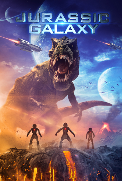 Jurassic Galaxy 2018 Hindi Dual Audio 720p BluRay 800MB Download