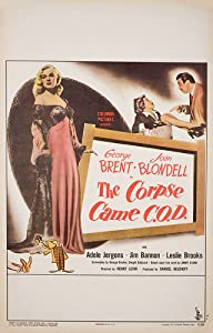 New movie online The Corpse Came C.O.D. William A. Wellman [1280x1024]