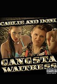 Gangsta Waitress Poster