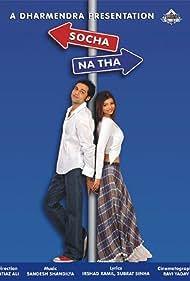 Ayesha Takia and Abhay Deol in Socha Na Tha (2005)