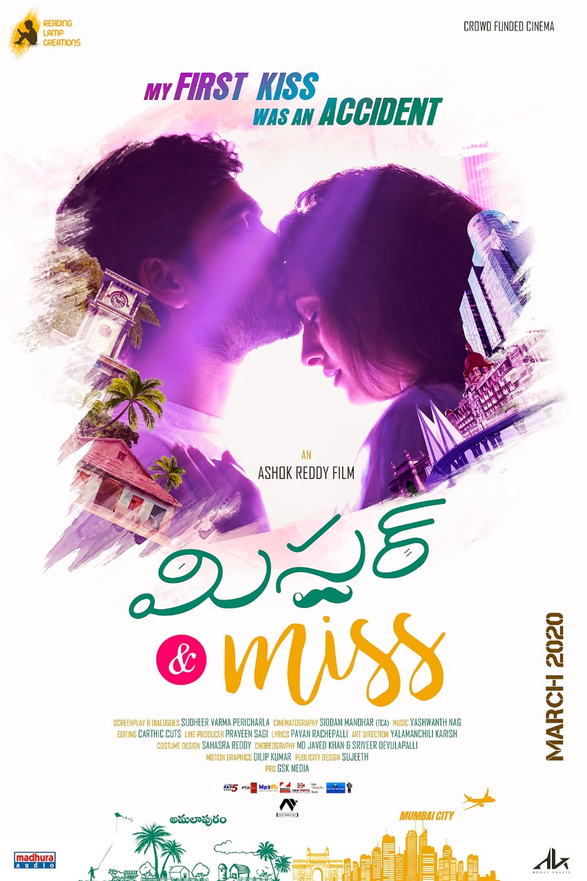 Mr & Miss (2021) Hindi Dubbed