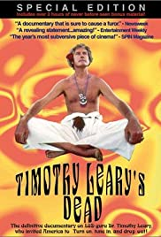 Timothy Leary's Dead Poster