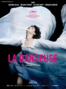 Movie legal download La danseuse [hddvd]