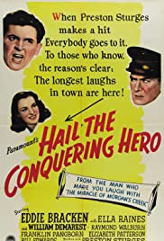 Hail the Conquering Hero (1944) 1080p