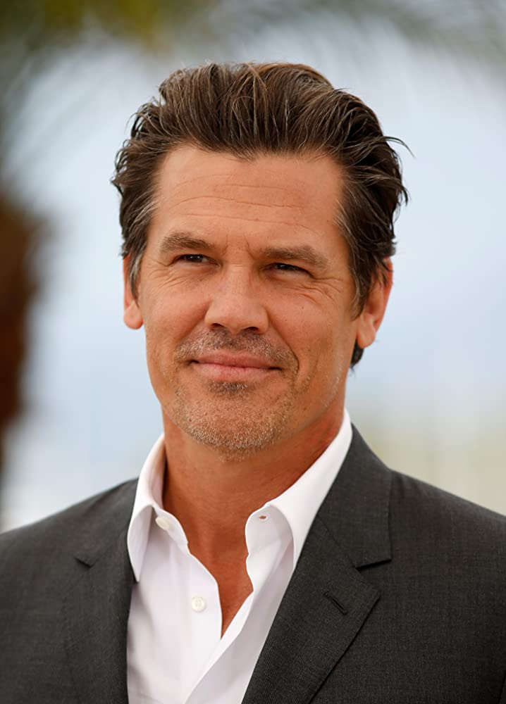 Josh Brolin at an event for Sicario (2015)