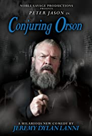 Conjuring Orson Poster