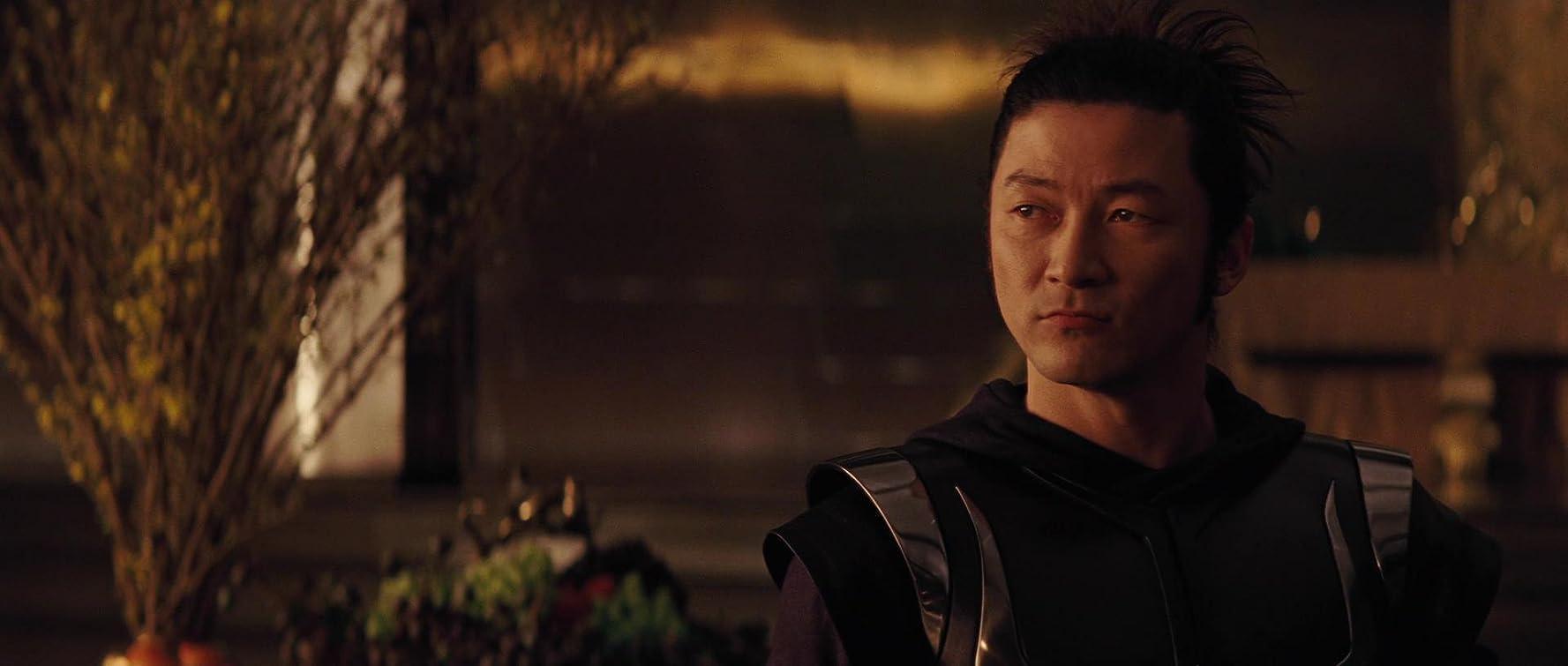 Tadanobu Asano in Thor (2011)