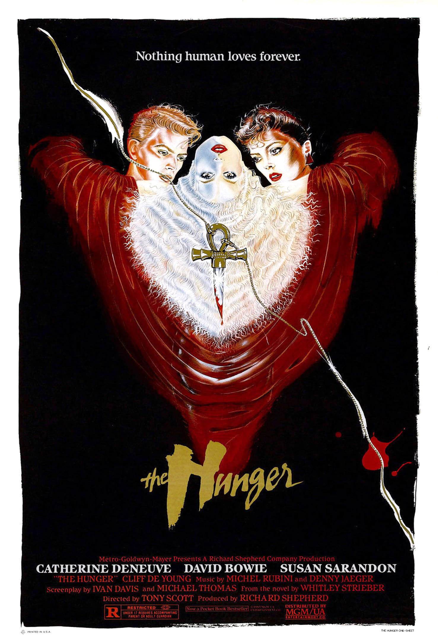 ALKIS (1983) / THE HUNGER