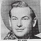 Rex Allen in Utah Wagon Train (1951)