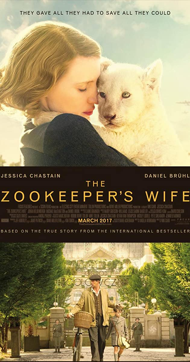 The Zookeepers Wife 2017