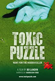 Toxic Puzzle Poster