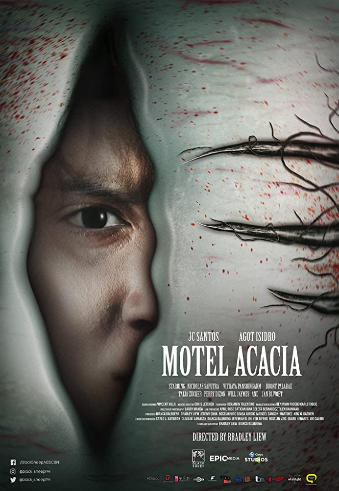 Acacia Motel (2020) English 720p HDRip Esubs DL