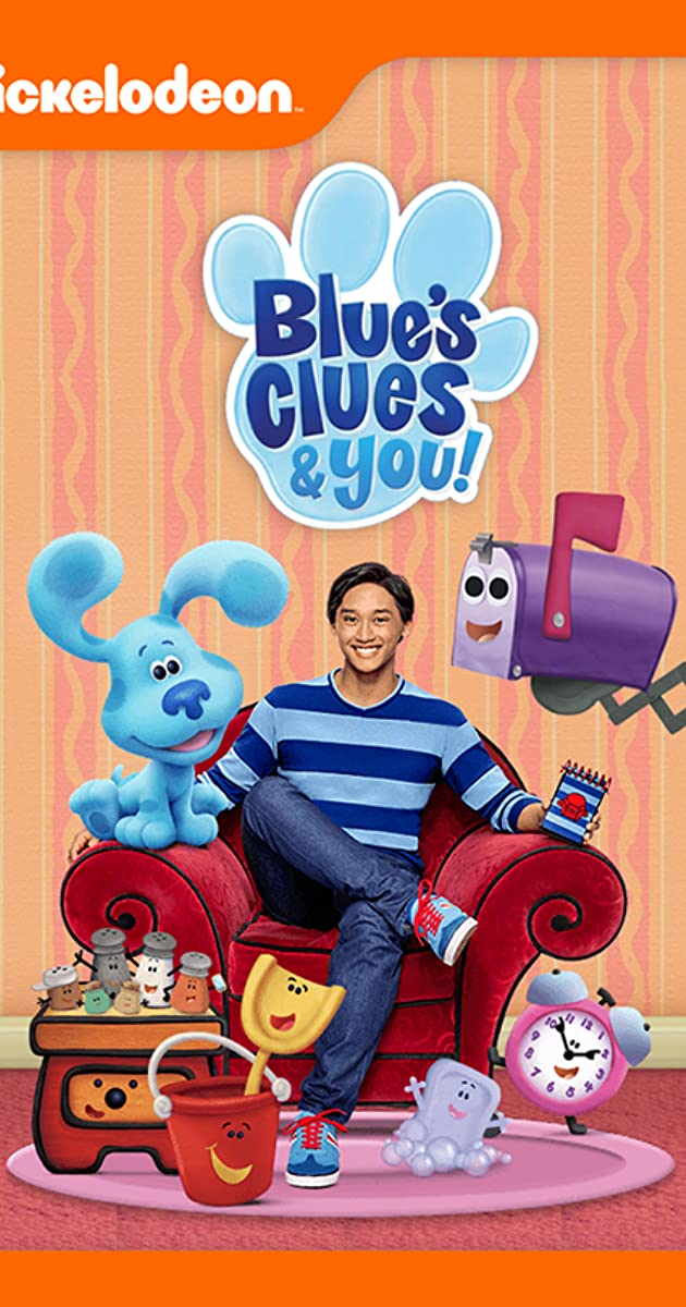 Download Blue's Clues & You or watch streaming online complete episodes of  Season 1 in HD 720p 1080p using torrent