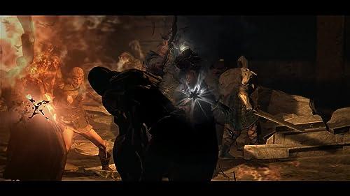 Dragon's Dogma: Undead Gameplay