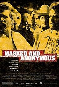 Jeff Bridges, John Goodman, Bob Dylan, Penélope Cruz, and Luke Wilson in Masked and Anonymous (2003)