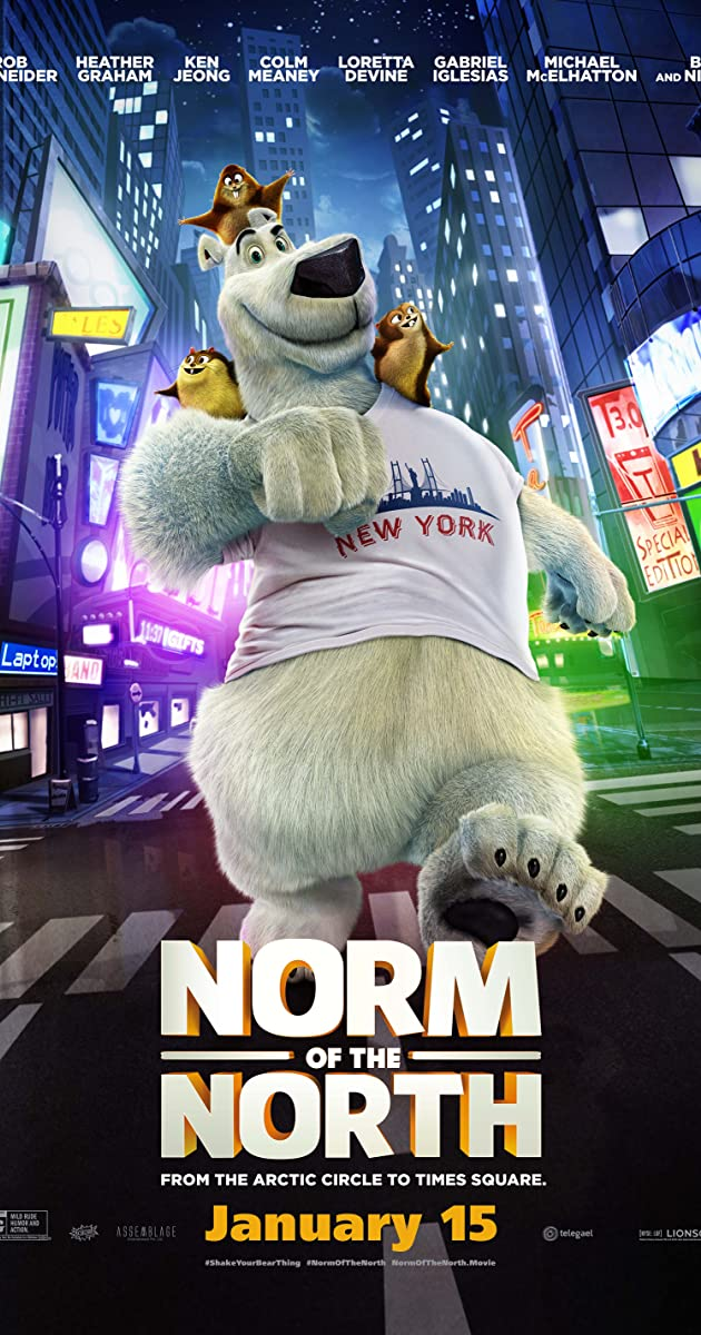 Norm of the North (2016) - IMDb